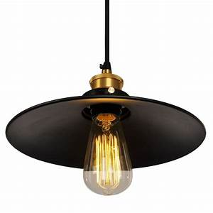 garage metal ceiling light retro chandelier pendant With pendant lights for dining room