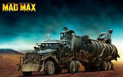 Mad Max Fury Road Desktop Pc Widescreen