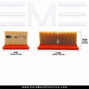 Air Filter   Mann C1320