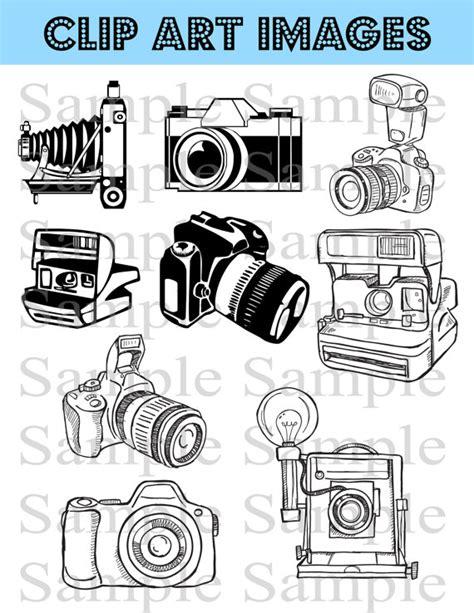 14347 photographer clipart vintage clipart clip instant photography logo