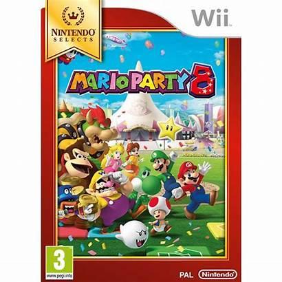 Wii Mario Nintendo Jeux Selects Jeu Select