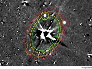 Nasa's New Horizons Spacecraft Photographs Pluto Family ...