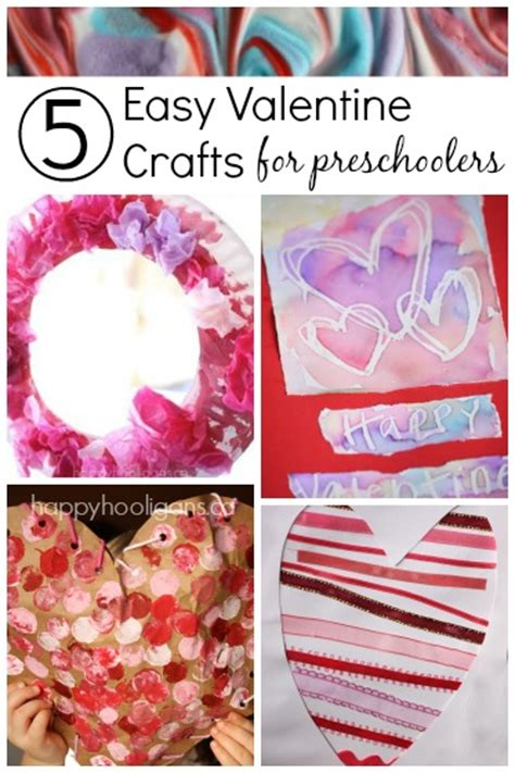 valentines for preschool 5 more easy crafts for toddlers happy hooligans 921
