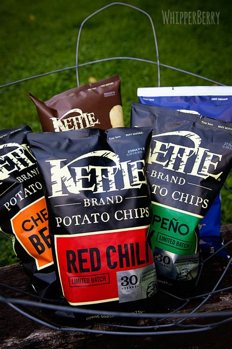 potato chips brands entertaining with kettle brand chips therealkettlechips whipperberry