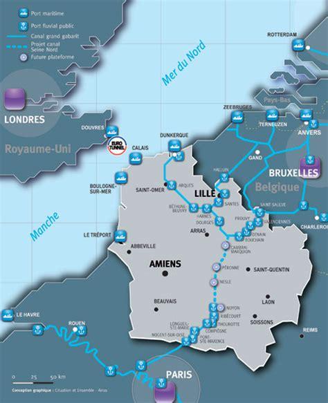 Carte Fluviale Haut De by Transport Maritime Gt Les Ports Des Hauts De S