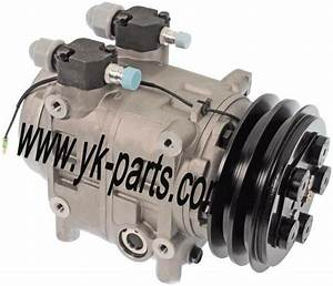 China 24v Denso Tm31 Ac Compressor For Toyota Mini Bus