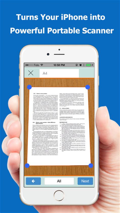 scanner app for iphone topscanner pdf scanner app app voor iphone en