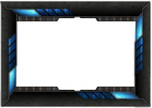 Overlay Twitch Webcam Border