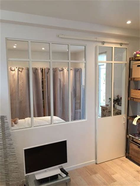 cloison vitree cuisine salon les 17 meilleures idées de la catégorie cloison vitrée sur