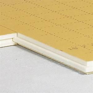 Prix Plancher Chauffant Electrique : efisol tms epaisseur 68 mm paquet de 6 m2 isolant ~ Premium-room.com Idées de Décoration