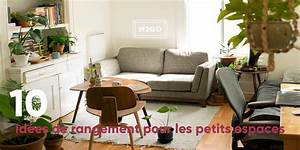 10 idees de rangement pour les petits espaces m2go With meubles pour petits espaces 2 le bureau escamotable decisions pour les petits espaces
