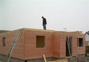 Maison Préfabriquée En Bois : maison pr fabriqu e maison en kit maison pr fabriqu e ~ Premium-room.com Idées de Décoration