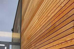 Bardage Bois Claire Voie : bois padouk pour bardage bois claire voie nature bois ~ Dailycaller-alerts.com Idées de Décoration