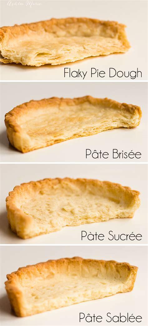 pate sucree sweet tart dough recipe dishmaps