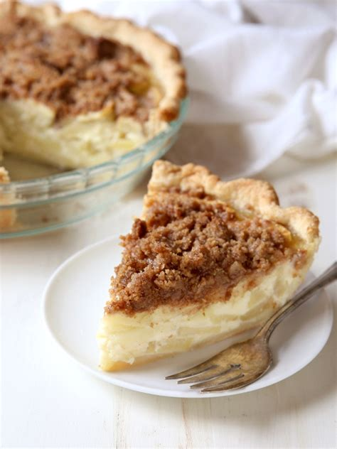 Pumpkin Pie With Pecan Streusel Topping by Sour Cream Apple Pie With Streusel Topping Recipe Dishmaps