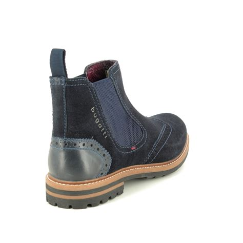 Get the lowest price on your favorite brands at poshmark. Bugatti Silvestro Chelsea 31181561-4000 Navy suede Chelsea Boots
