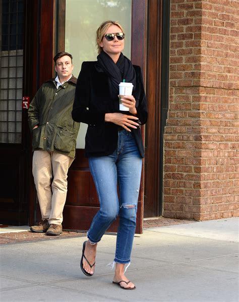 Heidi Klum Sparks Engagement Rumors With Latest Nyc