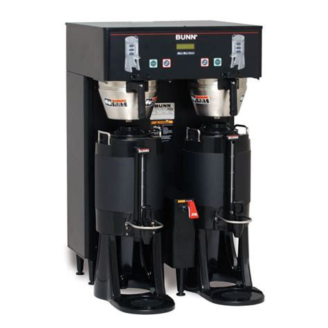 Bunn 34600.0000 Dual Coffee Maker Satellite System