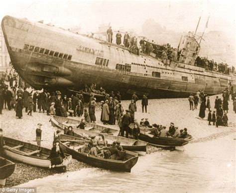 German U Boat Found Great Lakes by Solved Mystery Of Missing Ww1 German Submarines