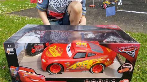 Disney Cars 3 Toys Biggest Lightning Mcqueen Remote