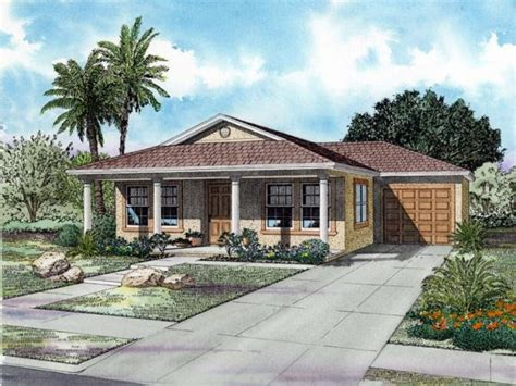 one floor homes ranch house plans one house plans with front porch