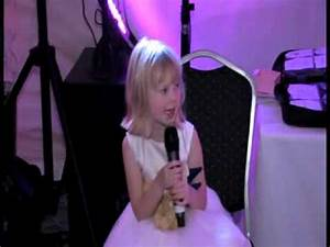 Little Girl Sings Katy Perry Roar To Her Dying Mum