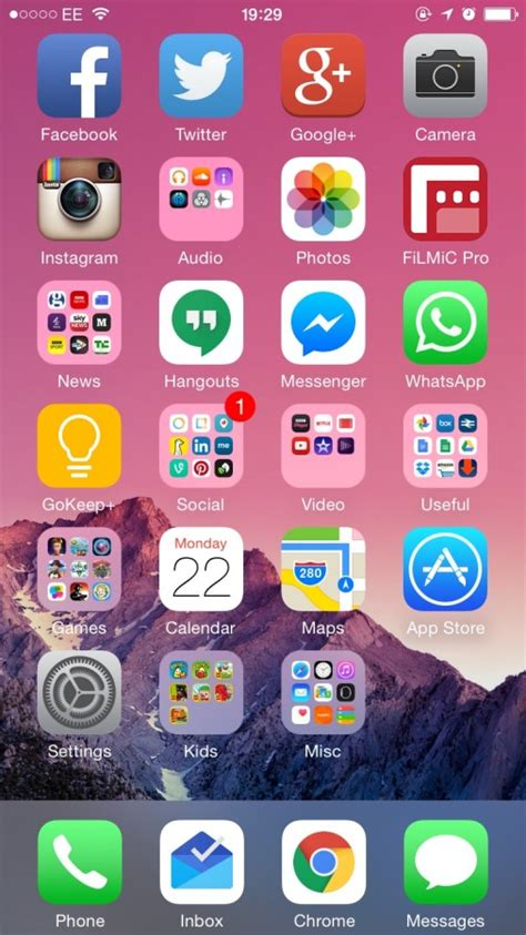 how to organize your iphone organizing your iphone homescreen techdissected