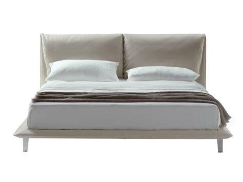 Double Bed John-john Bed By Poltrona Frau Design Jean