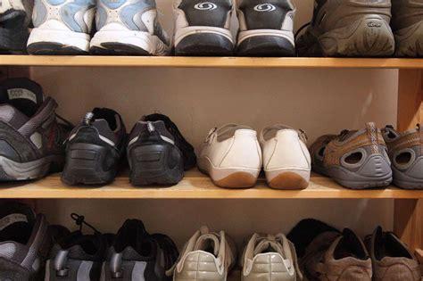 ranger bureau amenager un placard chaussures