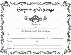 royal marriage certificate template get certificate With wedding certificate templates free printable