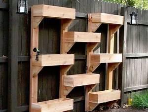 Fabriquer Une Jardini U00e8re En Bois