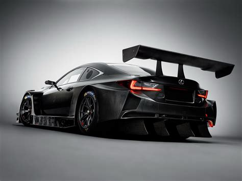 Lexus Rc F Gt3 Reporting For Racing Duty In Japan And In Usa