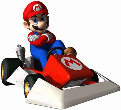 Mario Kart Super Clipart Title Broken