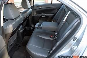 2011 Suzuki Kizashi Sport AWD-interior