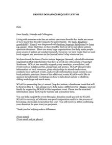 17 best images about donation letters on letter sle raising and volunteers
