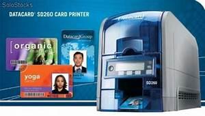Imprimante Carte Pvc : imprimante carte badge datacard sd260 ~ Dallasstarsshop.com Idées de Décoration