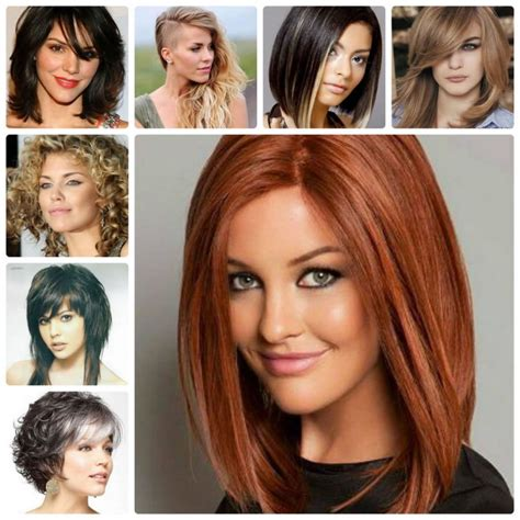 Варианты стрижек для средней длинны волос 231 фото + видео . Hair Moda