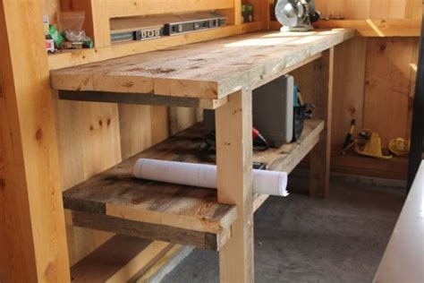 types  woodworking benches