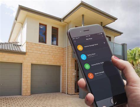 Open The Garage Door by Now Your Garage Is Smart Enough To Open The Doors Itself