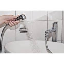 kitchen faucet attachments turn your tap into an instant shower by every drop is precious
