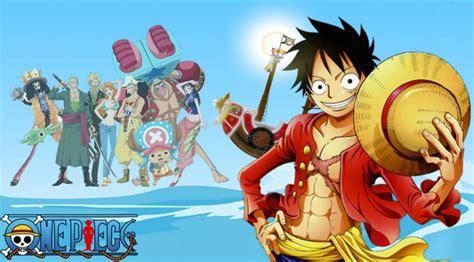 Gambar Wallpaper One Piece Manga Keren