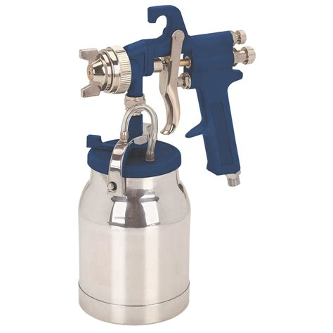 lightweight high pressure spray gun