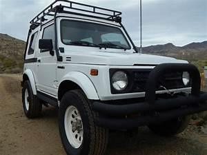 1994 Suzuki Samurai Jl 4x4  Low Miles  W   Many Custom