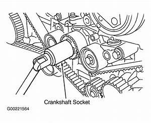 1998 Subaru Legacy Serpentine Belt Routing And Timing Belt
