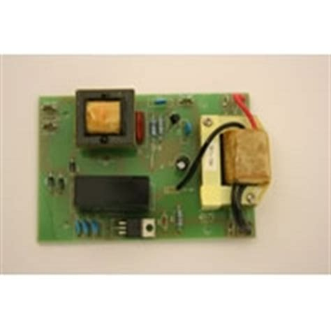 Electric Fence Circuit Boards
