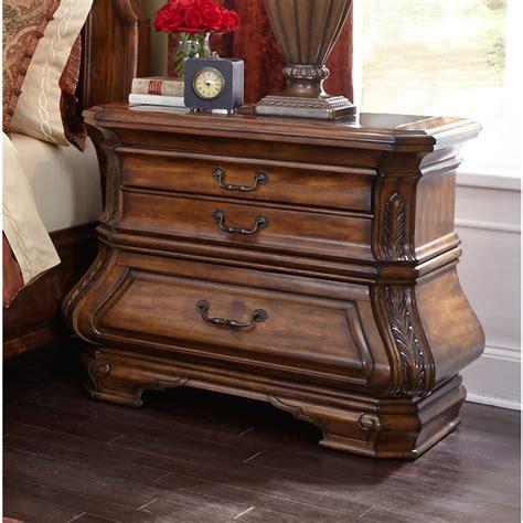 michael amini tuscano melange 5pc king size bedroom set by