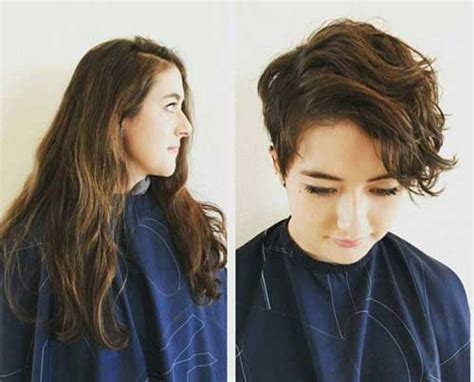 hairstyles from long to short hair eye catching haircut ideas for girls short hairstyles