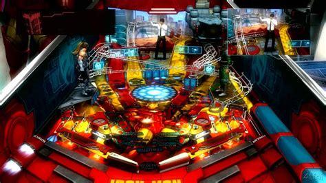 iron man table l pinball fx 2 marvel pinball iron man table youtube