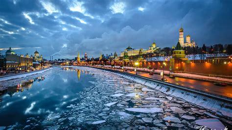 frozen moskva river wallpaperscom