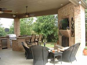 outdoor kitchens fireplaces eva furniture With outdoor kitchen and fireplace designs